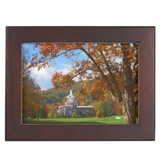 USA, Virginia, Hot Springs, The Homestead Keepsake Box