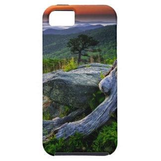 USA, Virginia, Shenandoah National Park. iPhone 5 Covers