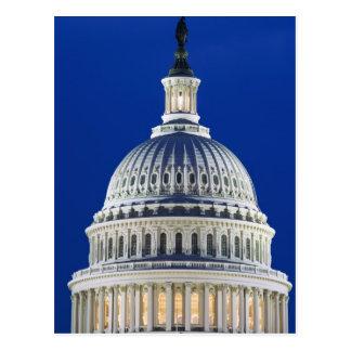 USA, Washington, D.C. Close-up of the Capitol Postcard
