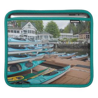 USA, Washington, San Juan Islands iPad Sleeves