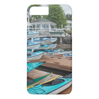 USA, Washington, San Juan Islands iPhone 7 Plus Case