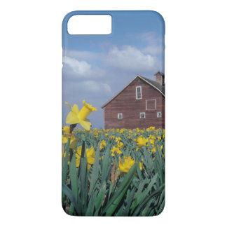 USA, Washington, Skagit Valley. Field of iPhone 7 Plus Case