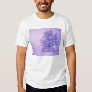 USA, Washington, Spokane County, Frosted T Shirts