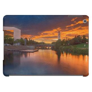 USA, Washington, Spokane, Riverfront Park iPad Air Covers