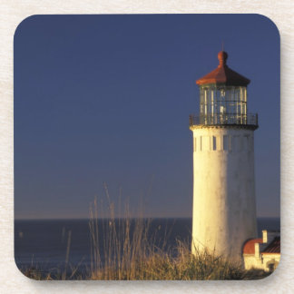 USA, Washington State, Fort Canby State Park. Beverage Coaster