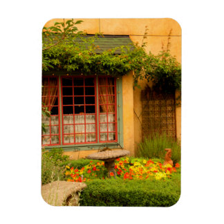 USA, Washington, Woodinville, The Herbfarm Rectangular Photo Magnet