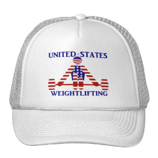 USA Weightlifting - Powerlifting Hat