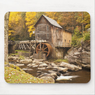 USA, West Virginia, Clifftop. Babcock State 2 Mouse Pads