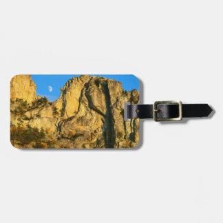 USA, West Virginia, Spruce Knob-Seneca Rocks 2 Bag Tags