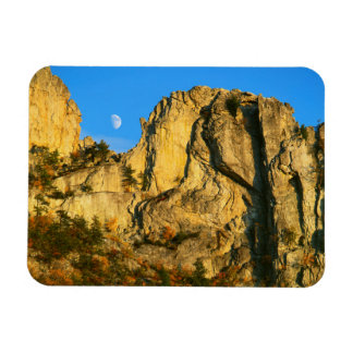 USA, West Virginia, Spruce Knob-Seneca Rocks 2 Rectangular Photo Magnet