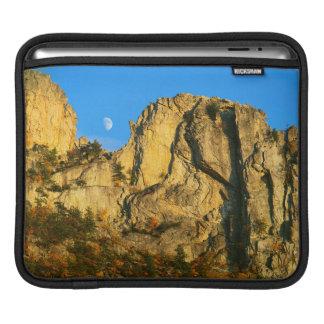 USA, West Virginia, Spruce Knob-Seneca Rocks 2 Sleeve For iPads