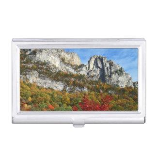 USA, West Virginia, Spruce Knob-Seneca Rocks Business Card Holders