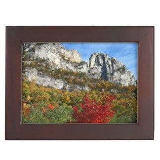 USA, West Virginia, Spruce Knob-Seneca Rocks Memory Boxes