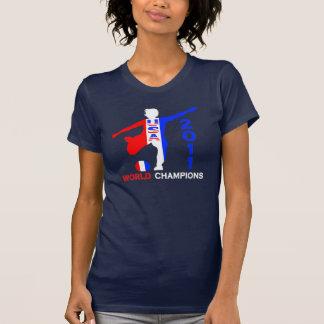 USA Women s Soccer World Champions Tee Shirt
