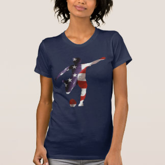 USA Women's Soccer T-shirt