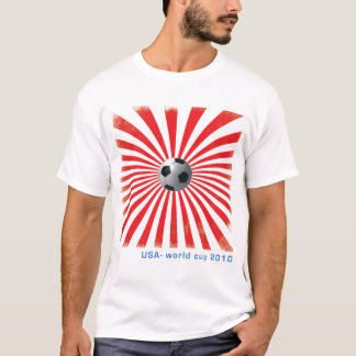 USA World Cup 2010 / Soccer Sun T-Shirt