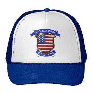 USA World War Champions Cap