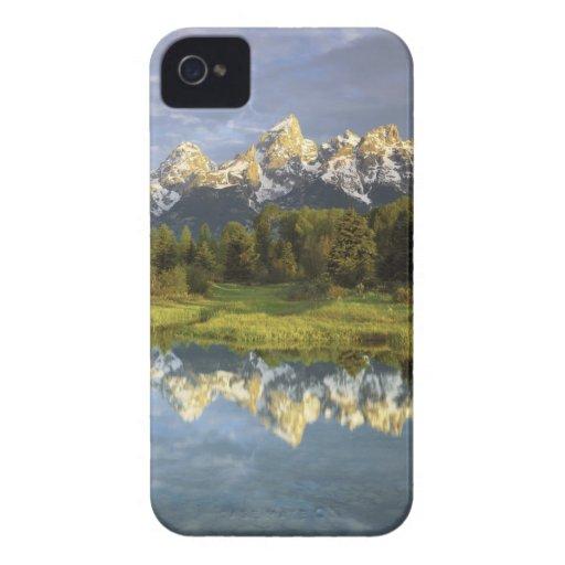 USA, Wyoming, Grand Teton National Park. Grand 2 Case-Mate Blackberry Case