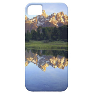 USA, Wyoming, Grand Teton National Park. Grand iPhone 5 Case