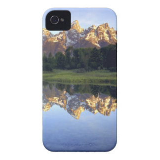 USA, Wyoming, Grand Teton National Park. Grand Case-Mate iPhone 4 Case