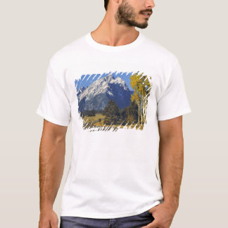 USA, Wyoming, Grand Teton NP. Teton Parkway T-Shirt