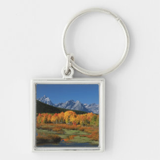 USA, Wyoming, Grand Tetons National Park in Keychain