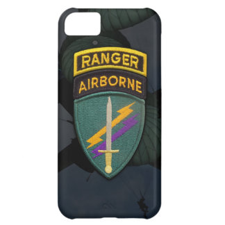USACAPOC Special Operations Command  Patch iPhone 5C Case