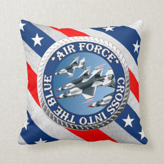 USAF, Cross into the Blue Cushion