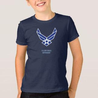 USAF Dependent Boy's Tee