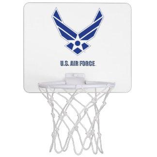USAF Mini Basketball Hoop