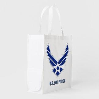 USAF Reusable Grocery Bag