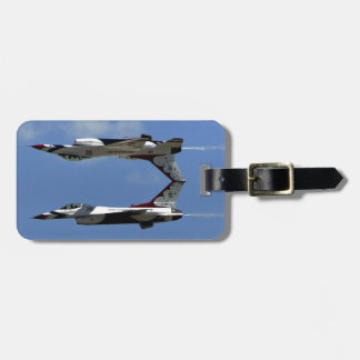USAF Thunderbirds Luggage Tag
