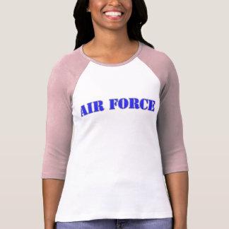 USAF Women's Bella 3/4 Sleeve Raglan T-Shirt