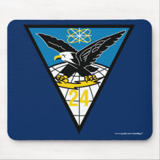 "USAFA Cadet Sqadron 24 ""Phantoms"" Mouse Pad"