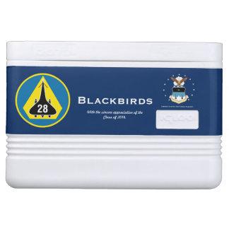 USAFA Cadet Squadron 28 Igloo Cooler Personalised
