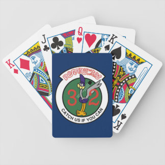 USAFA Cadet Squadron 32 Bicycle Playing Cards
