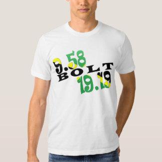 Usain Bolt Berlin 2 WR Jamaican Flag Shirts