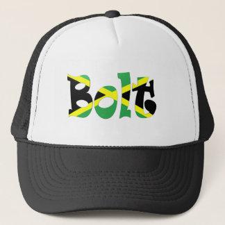 Usain Bolt Jamaican Flag Hat