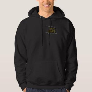USAMG Dragons Custom Basic Hooded Sweatshirt