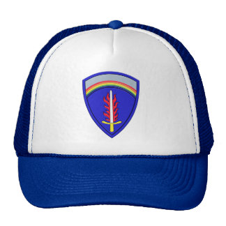USAREUR Patch Mesh Hats