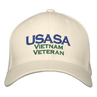 USASA Vietnam Veteran Embroidered Hat