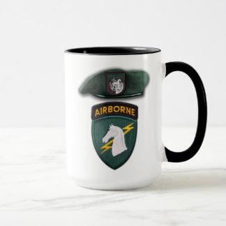 USASOC 1st special ops SOCOM veterans vets patch Mug