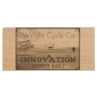 USB Drive - Wright Cycle Co.