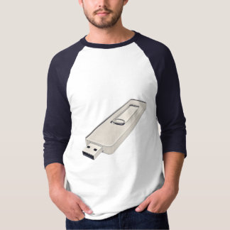USB Flash drive T-Shirt