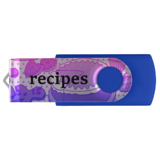 USB for your fav recipes by DAL USB Flash Drive