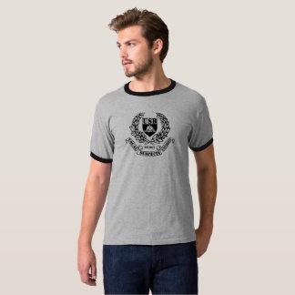 USB University Men's Basic Raglan T-Shirt