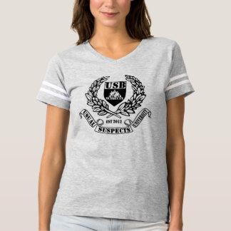 USB University Woman's Football T-Shirt