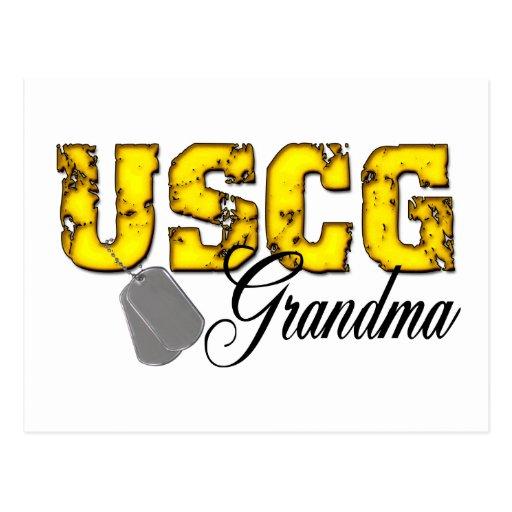 uscg99grandma postcards
