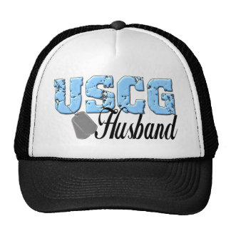 uscg99husband3 mesh hat