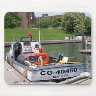 USCG 40 Foot Utility Boat Large # 40450 Mouse Pad